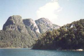 Chile lake and earth charter. Image by Information for Action, a website for conservation and environmental issues