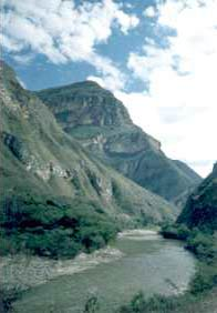 Peru river and chemicals. Image by Information for Action, a website for conservation and environmental issues offering solutions